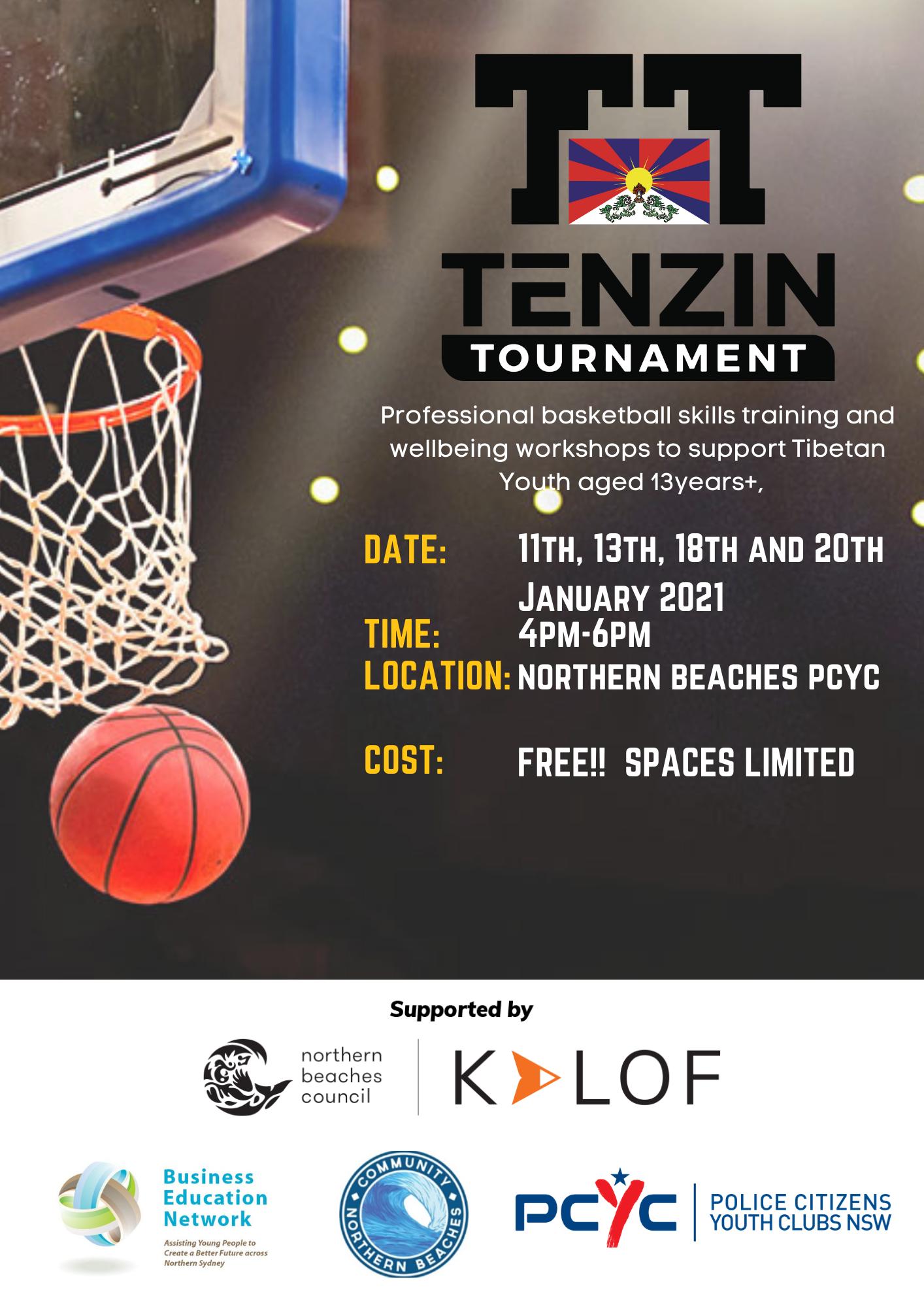 A4 Tenzin Tournament
